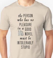 Good novel Unisex T-Shirt