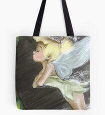 Super Heroic - Tinker Bell Tote Bag