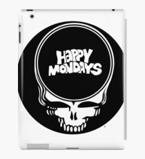 Happy Mondays / Grateful Dead Steal Your Face  iPad Case/Skin