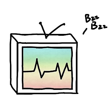 Regenbogen-Fernsehen von Rocket-To-Pluto