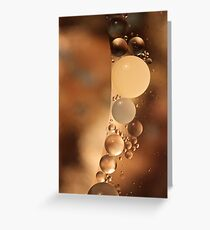 A Chocolate Moment Greeting Card