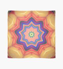 Here Comes the Sun Mandala Art - Yoga Lover Gift Scarf