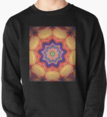 Here Comes the Sun Mandala Art - Yoga Lover Gift Pullover