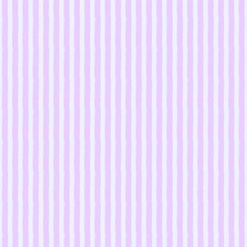 Streaky Hand-Brushed Orchid Lilac Vertical Stripes by podartist
