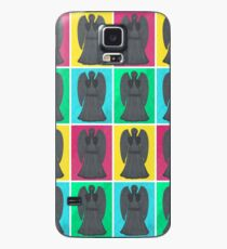 Weeping Angels Pop Art Case/Skin for Samsung Galaxy