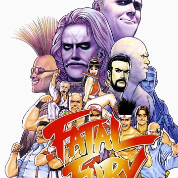 Fatal Fury  by chrisax1