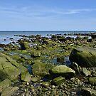 «Día perfecto en Gooseberry Island» de Poete100