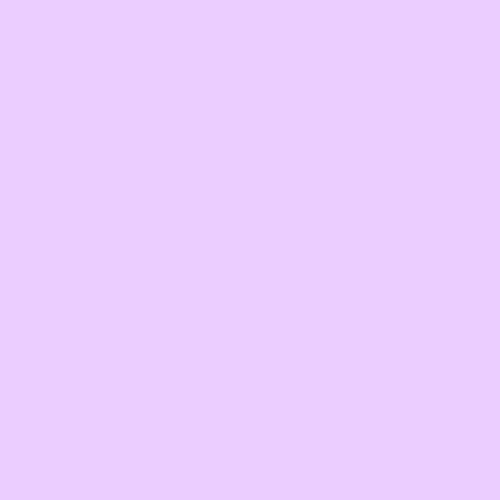 Solid Orchid Pastel Lilac  by podartist
