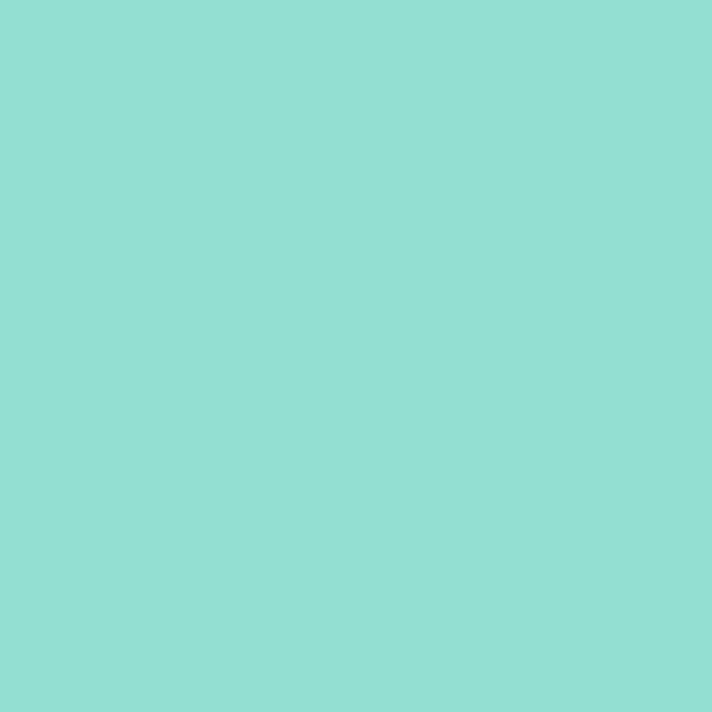 Solid Aqua Pastel Bluebell  by podartist