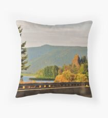 Drive By Shooting....Again Throw Pillow