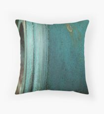 Cannon Metal Abstract Throw Pillow