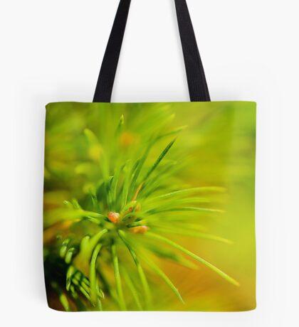 Pine Tree detail Tote Bag