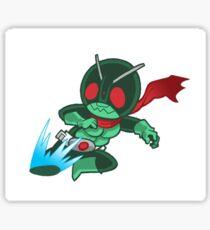 Rider Kick! Sticker