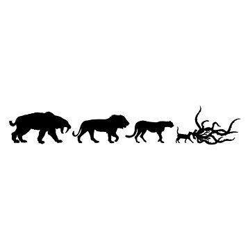 Flerken Evolution by CCCDesign