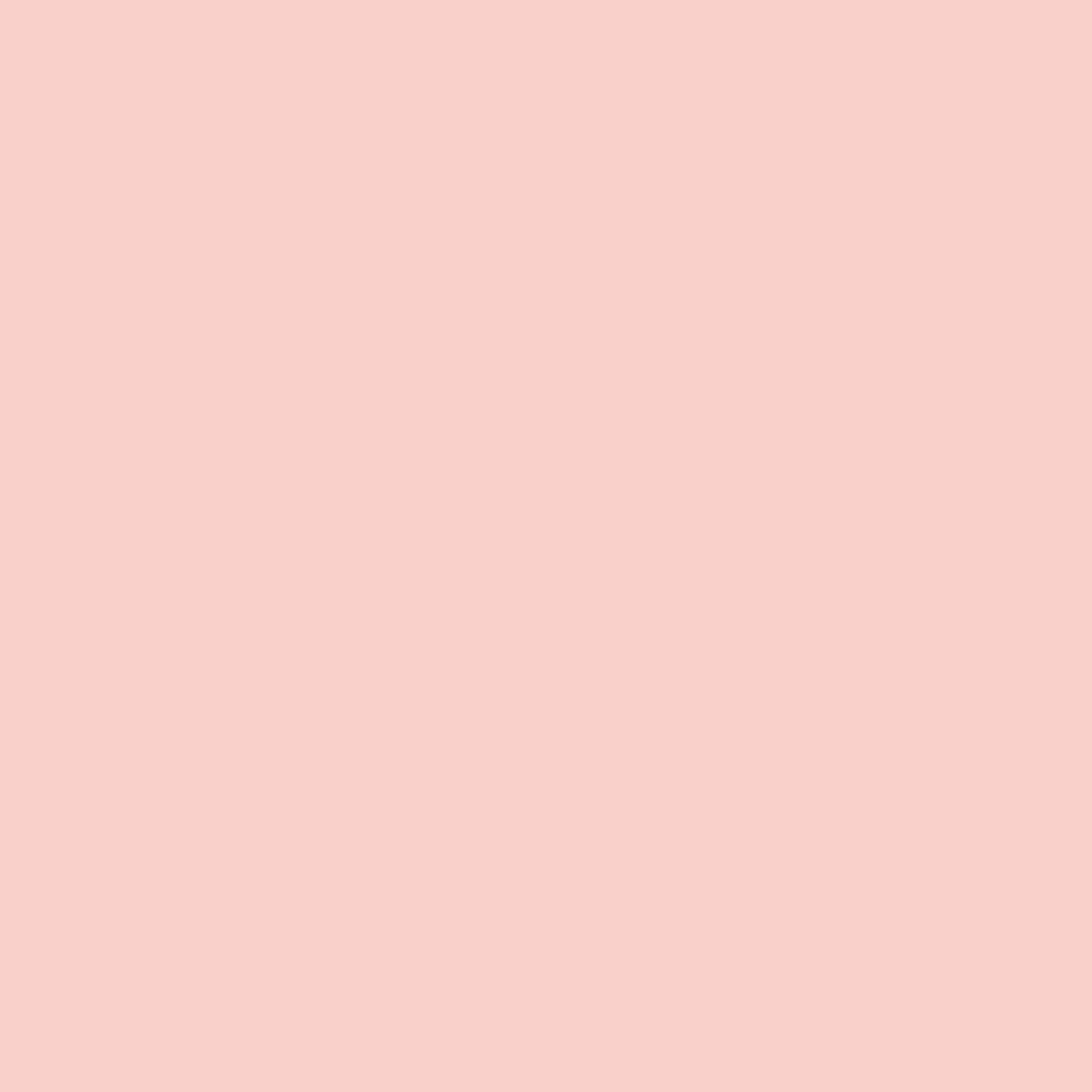 Solid Pink Pastel Rosebud  by podartist