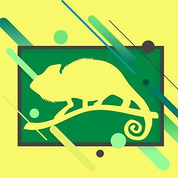 chameleon by MrTeeTime