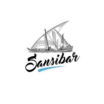 Sansibar  by Swahili101