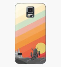 land of ooo ADVENTURE TIME Case/Skin for Samsung Galaxy