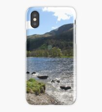 Loch Lubnaig iPhone Case