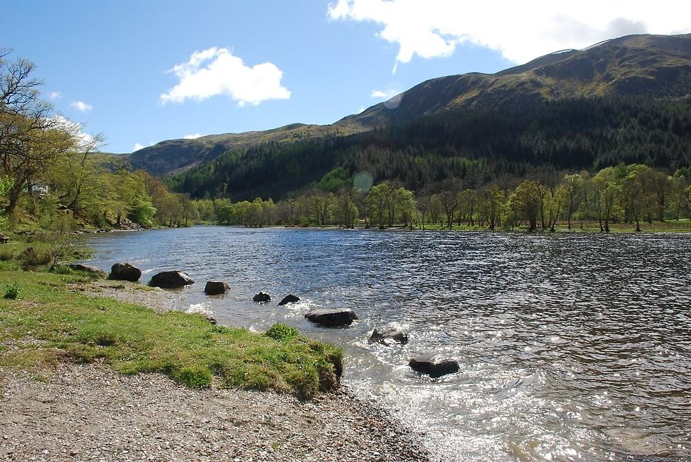 Loch Lubnaig by HikerDebs