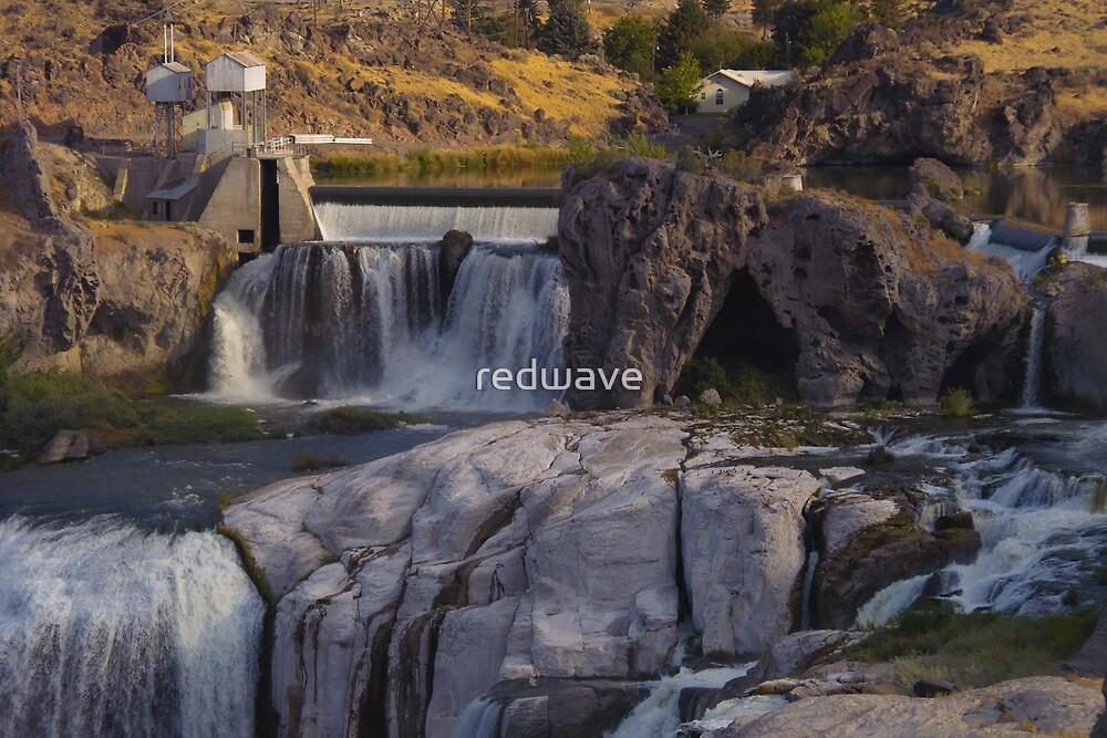 Shoshone Falls, Idaho by redwave