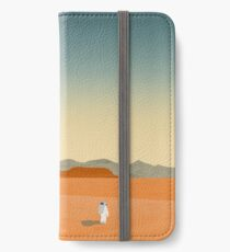 Mars iPhone Flip-Case/Hülle/Skin