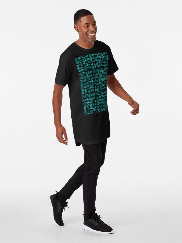 Alternate view of TRIBAL PART 2 Long T-Shirt