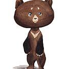 « Mignon bébé ours » par Threeleaves
