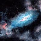 « Univers aquarelle » par Threeleaves
