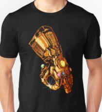 Infinity Gauntlet - Circle Game Slim Fit T-Shirt