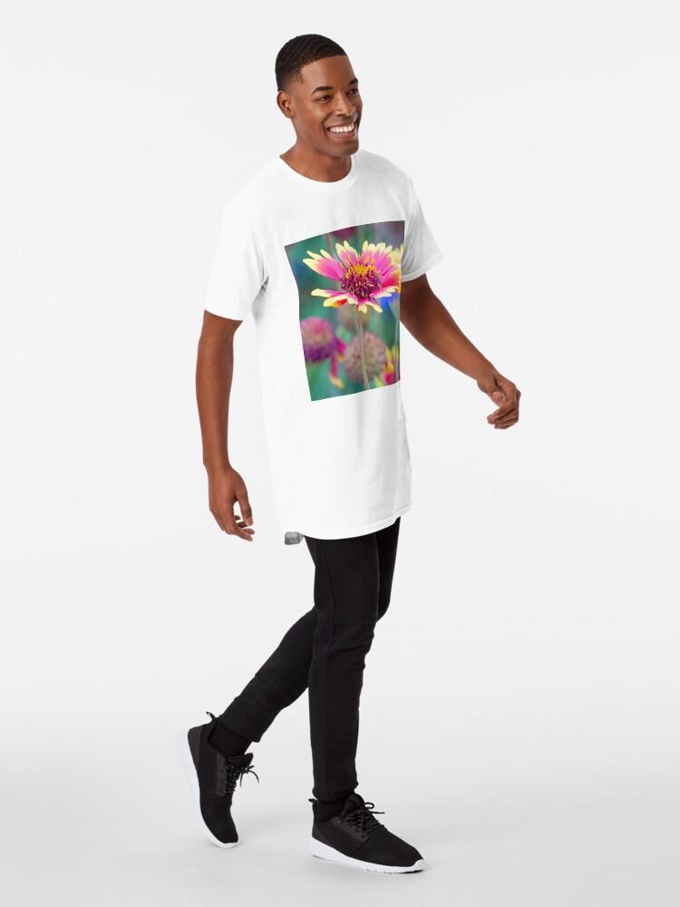 Alternative Ansicht von Bring mich zum Lächeln Longshirt