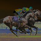 At the gallop by AndyV
