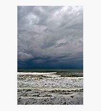 Stormy Surf Photographic Print