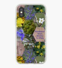 Knockbarron Wood iPhone Case