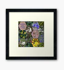 Knockbarron Wood Framed Art Print
