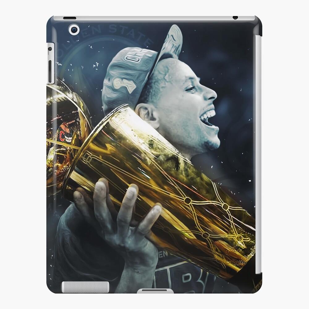 stepen curri basket iPad Case & Skin