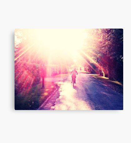Homebound Canvas Print