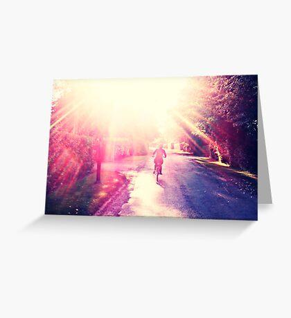Homebound Greeting Card
