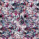 Abstrakte Blumen von RIZA PEKER