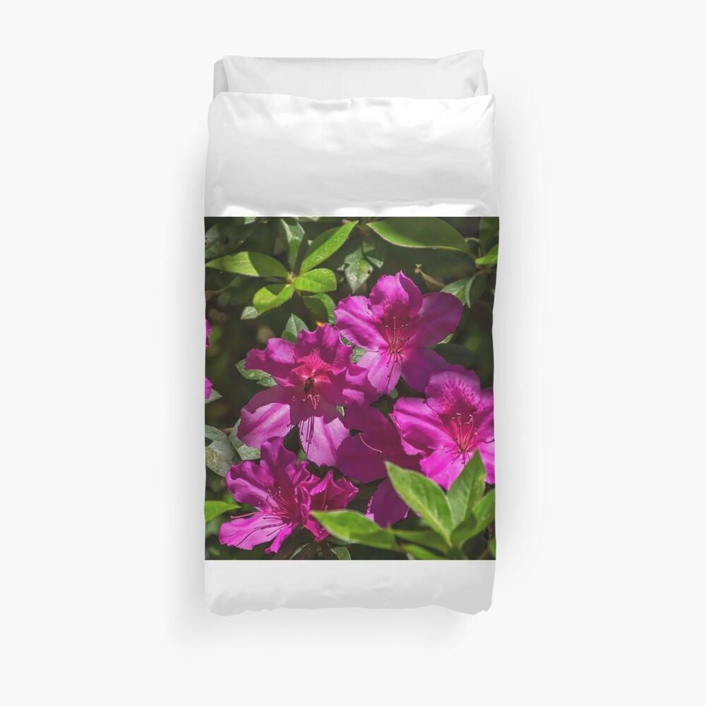 Ein paar Blumen Bettbezug