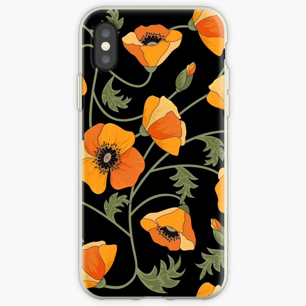 California Poppies iPhone Case & Cover