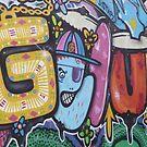 Brighton graff 1 by Janis Read-Walters