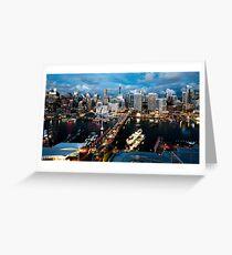 Darling Harbour, Sydney Greeting Card