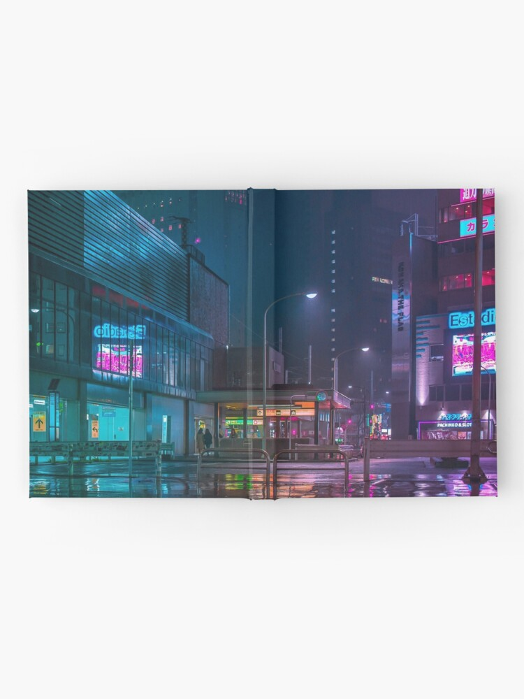 Alternate view of Only the rain Hardcover Journal