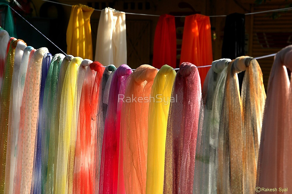 OUT FOR DRYING by RakeshSyal