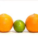 Oranges and Limes. by Scott  Dyer