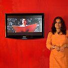 THE RED WALL by RakeshSyal