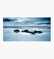 Beer Barrel Beach........Tasmania Photographic Print