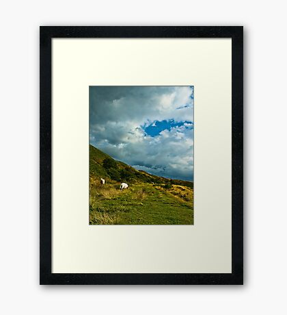 Newtondale, near Skelton Tower Framed Print