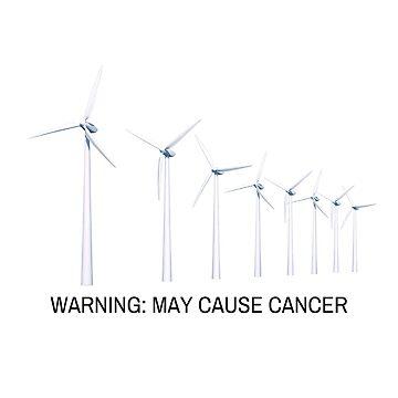 Windmill Warning by causticjackass